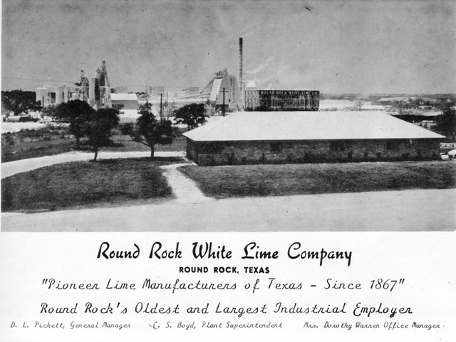 Round Rock White Lime Company