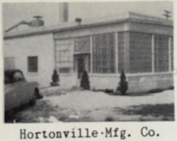 Hortonville Manufacturing