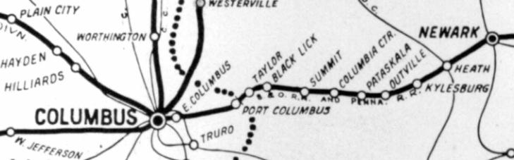 CN map