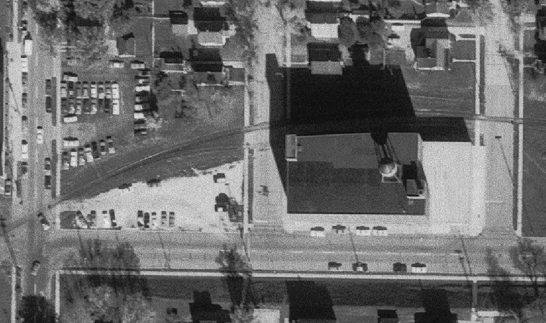 Mirro Plant 3 1969 aerial