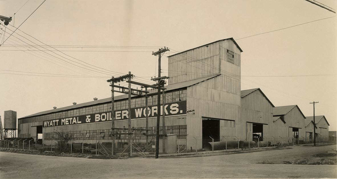 Wyatt Metal and Boiler Dallas Plant